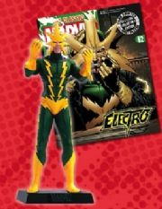 Classic Marvel Figurine Collection #062 Electro Eaglemoss Publications